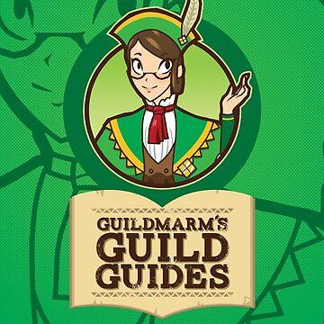 Guildmarm's Guild Guides! by bleachedink