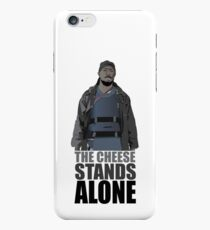 The Cheese Stands Alone iPhone 6 Case