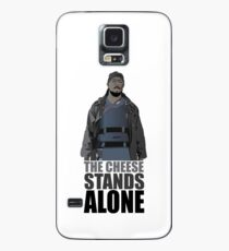 The Cheese Stands Alone Case/Skin for Samsung Galaxy