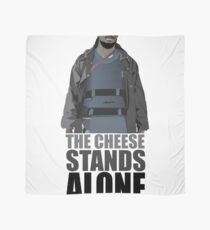 The Cheese Stands Alone Scarf