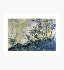 """Back to Beggar's Bridge"" Art Print"
