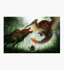 Deviljho vs. Bazelgeuse Impression photo