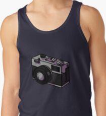 Vintage Camera  Tank Top