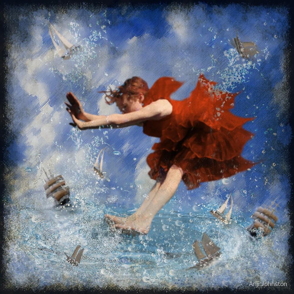 Splashdown! by Anji Johnston