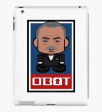 Revved Politico'bot Toy Robot 2.0 iPad Case/Skin