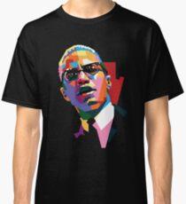 419968c73779 Malcolm X Classic T-Shirt