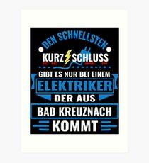 Elektriker Bad Kreuznach bad kreuznach kunstdrucke redbubble