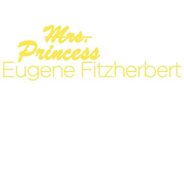 Princess Eugene Fitzherbert by colorfulmoniker