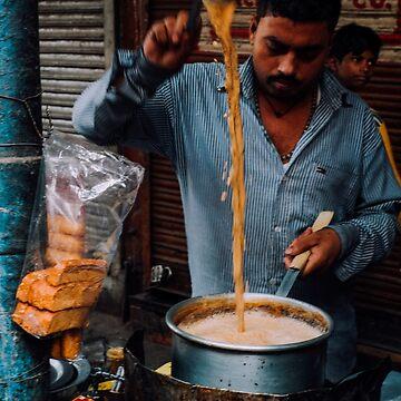 Chai Walla by strangerandfict