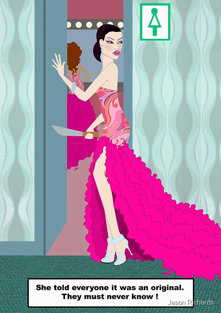Fashion Fatality by Jason Richards