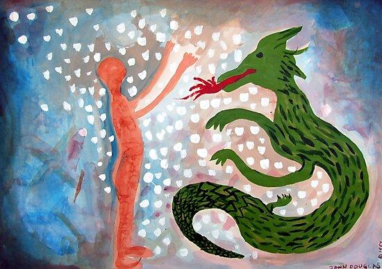 Dragon by John Douglas