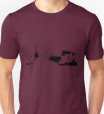 laying down Unisex T-Shirt