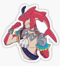 Prince Sidon Sticker