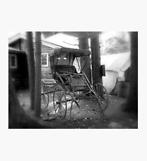 The Buggy Photographic Print