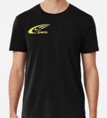 Subaru World Rally Team Logo Männer Premium T-Shirts