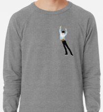 Yuzuru Hanyu Ausgeschnitten Leichtes Sweatshirt