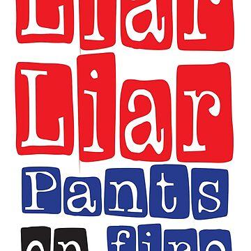 Liar, Liar by BrendanJohnson