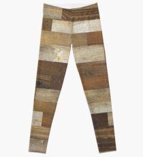Wood Planks Leggings