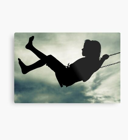 To Fly Metal Print