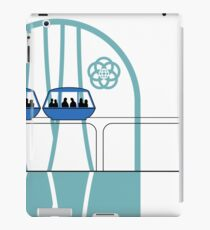 Lake Buena Vista Peoplemover iPad Case/Skin