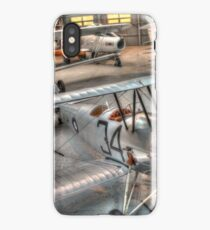 Classic Aircraft on display at Point Cook Air Museum iPhone Case