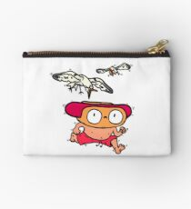 Day at the beach Studio Pouch