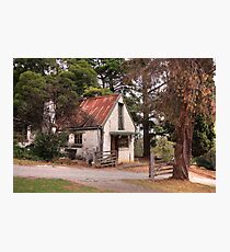 Artists Cottage Photographic Print