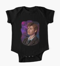 David Tennant the 10th Doctor One Piece - Short Sleeve