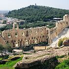 Theatre of Dionysius by Francis Drake