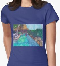 Adventure Time Women's Fitted T-Shirt