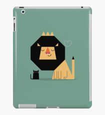 Love Lion iPad Case/Skin