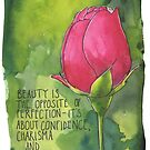 Beauty is... by Michelle Collier