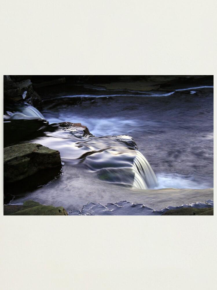 Alternate view of Ice Flow Photographic Print