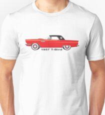 1957 T-Bird Unisex T-Shirt