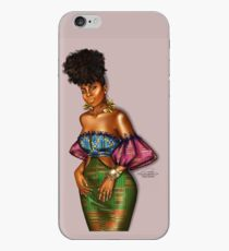 Kente Laced iPhone Case
