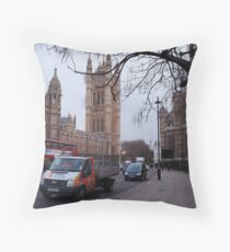 Parliament Throw Pillow