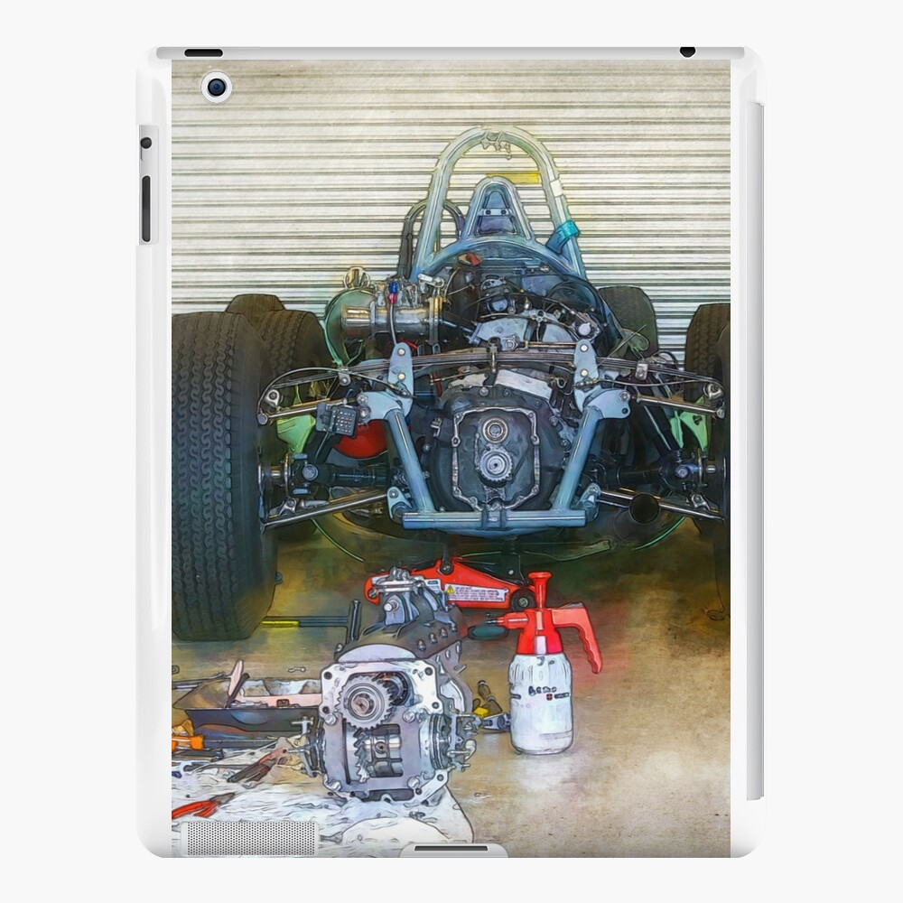 Gearbox Troubles iPad Cases & Skins