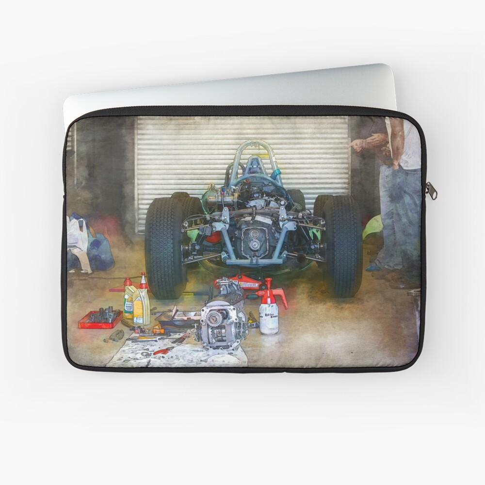 Gearbox Troubles Laptop Sleeve