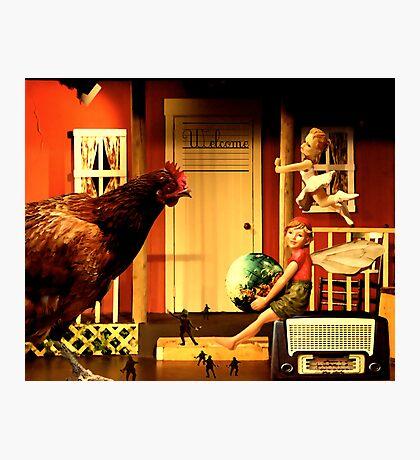 The Toy Box Photographic Print