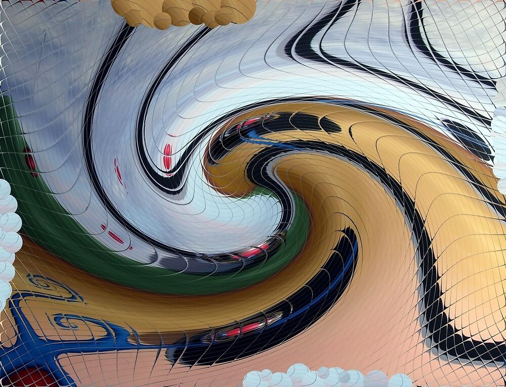 Warped Speed by Gordon Stead