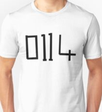 0114 - Arctic Monkeys Unisex T-Shirt
