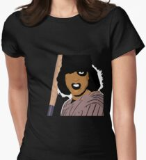 The Baseball Furies  Women's Fitted T-Shirt
