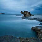 The Dragons Head - Mornington Peninsula by Timo Balk