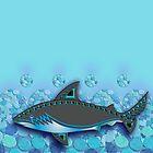 SHARK 165 BUBBLE SEA by sana90