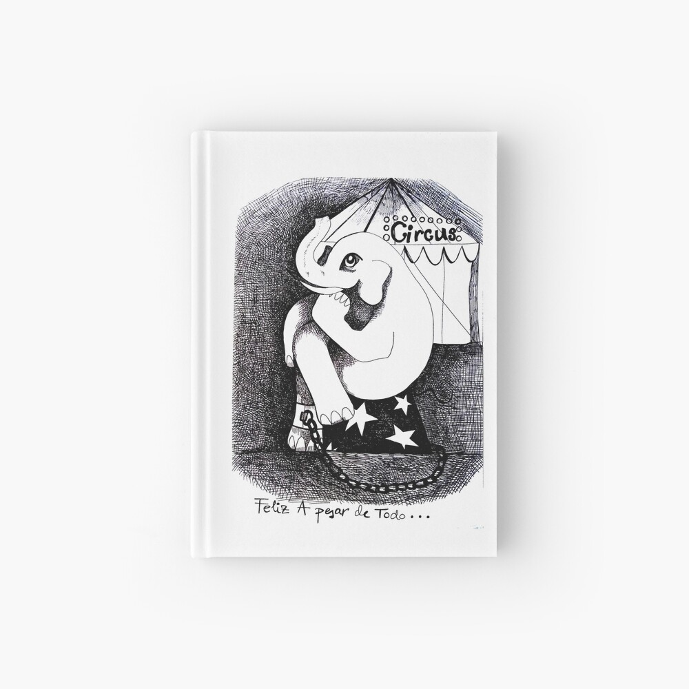 Happy in spite of everything Cuaderno de tapa dura