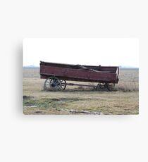 wagon Canvas Print