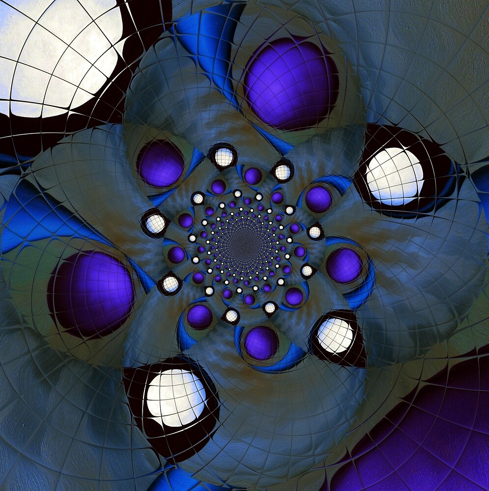 Acid Observatory. by Gordon Stead