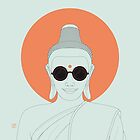 Buddha : Imagine Silence! by Thoth Adan