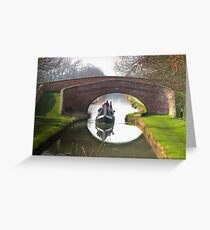 Bridge 95 - Braunston Greeting Card