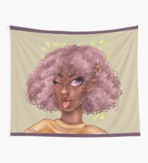 bleh Wall Tapestry